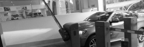 Sistema de Reconocimiento Vehicular BMW – Inchcape