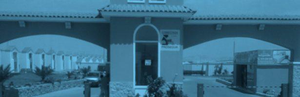 Sistema de acceso vehicular – Condominios Bouganville