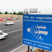 Detector de Velocidad de Trafico Trax Park