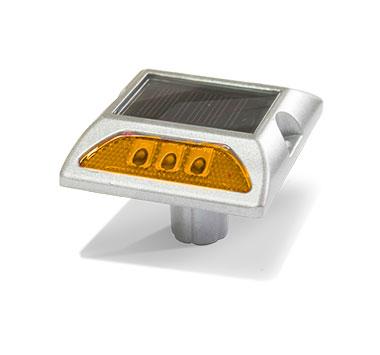tacha solar amarillo 132 x 122 x 74 mm lima peru traxpark