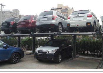 Elevador para autos D1MAX duplicador vertical