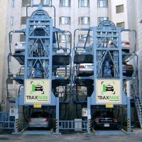 Sistemas de Estacionamientos Verticales Rotatorios de 8 Espacios Traxpark