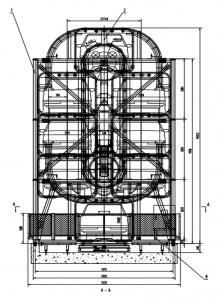 Estacionamiento automatizado Vertical de 8 Espacios Traxpark