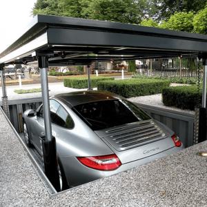 Sistemas de Estacionamientos Automatizados D11-MAX Traxpark
